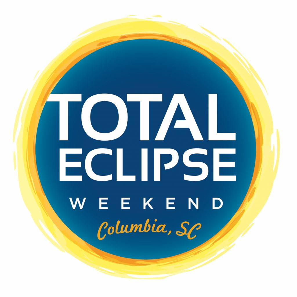 total eclipse weekend columbia sc logo